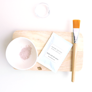 rose clay mask 3